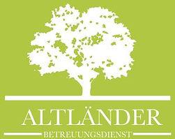Logo der Altländer Betreuung - Hilfe imAlltag