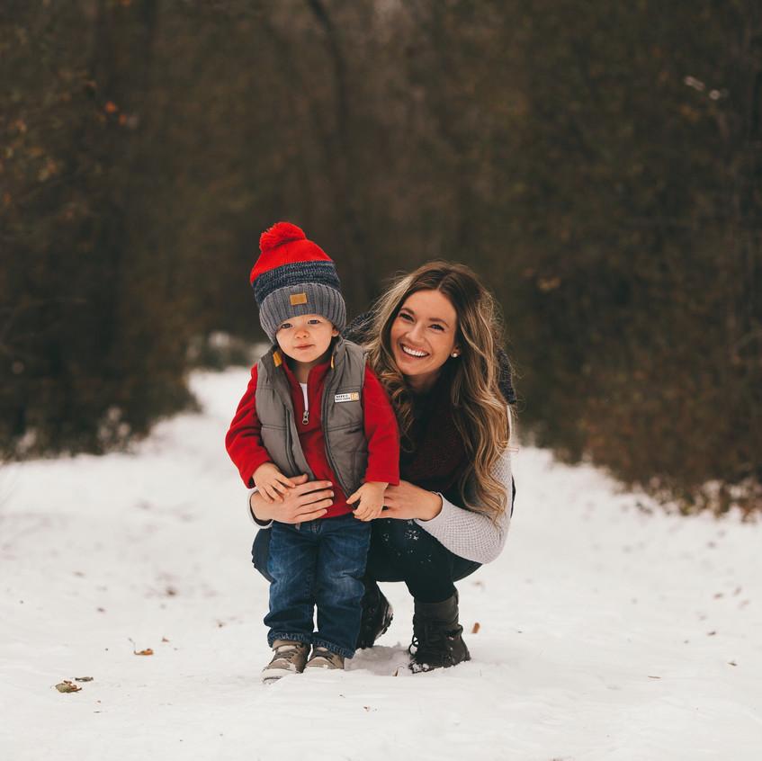 Christa + Cooper