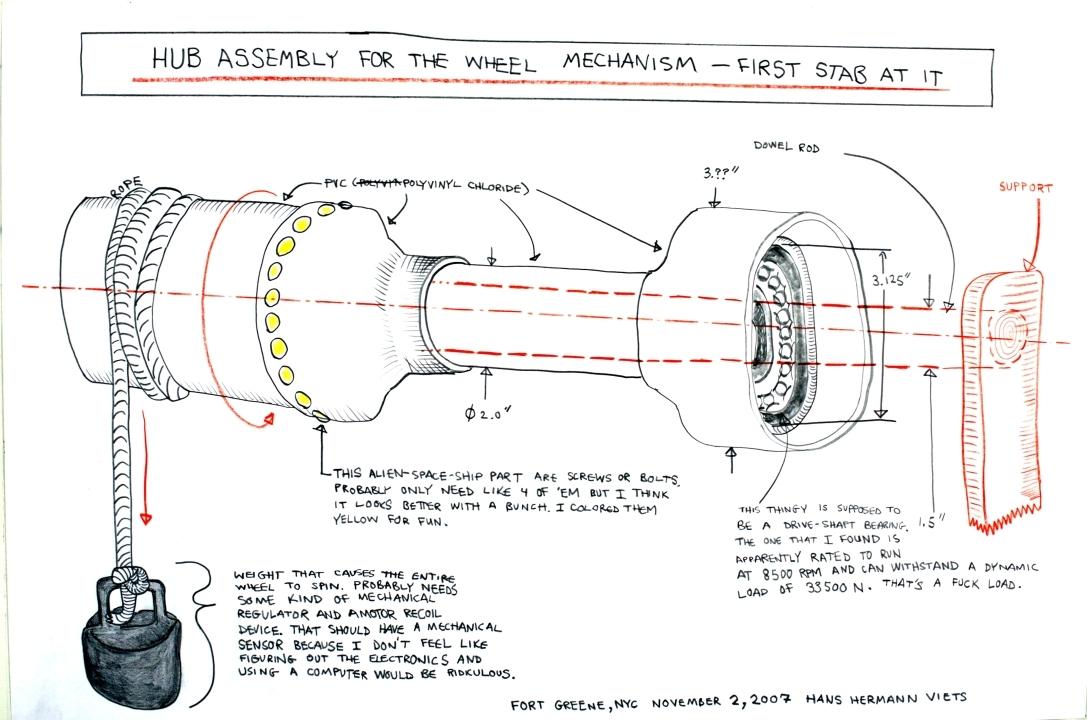 hub assembly