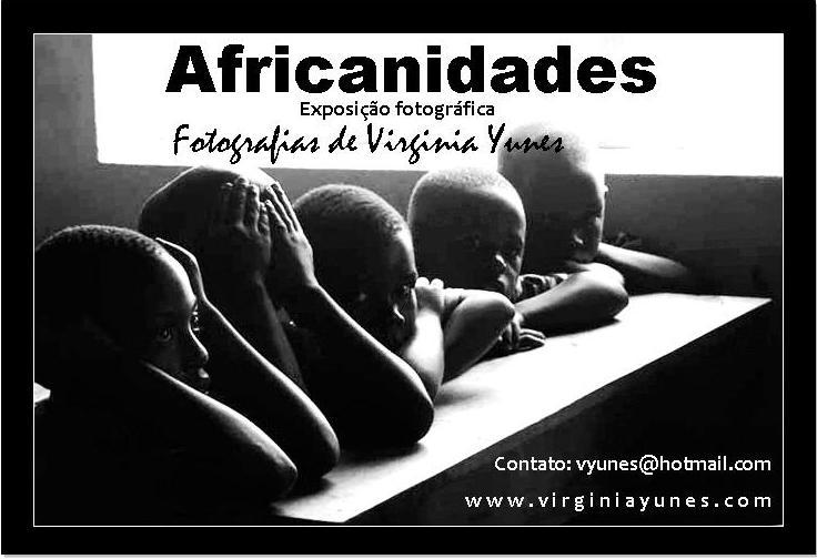 convite africanidades - cartao