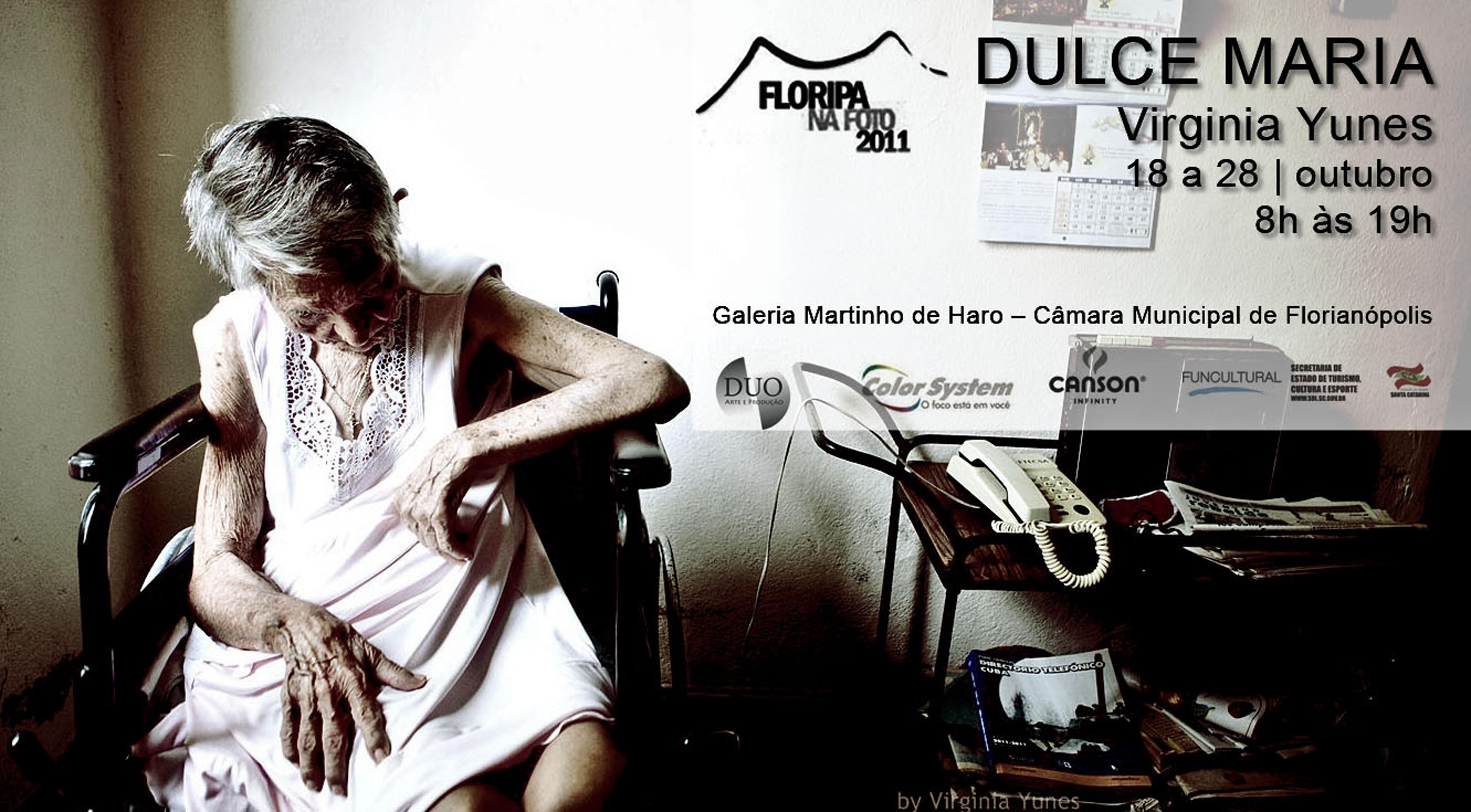 convite Dulce Maria