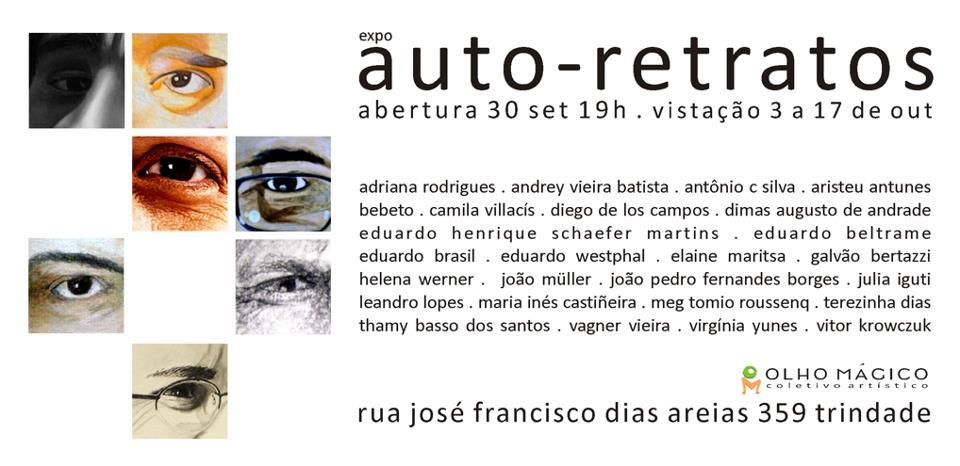 autor-retratos convite