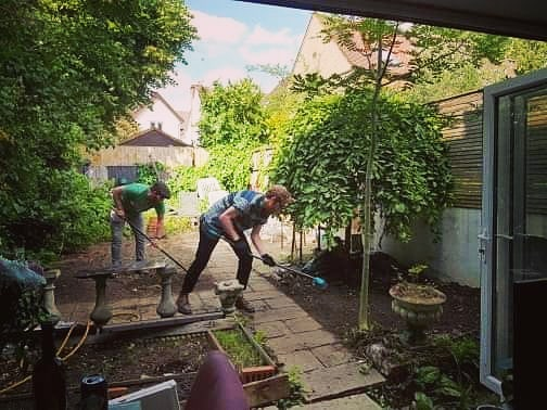 Eat your heart out Alan Titchmarsh ..