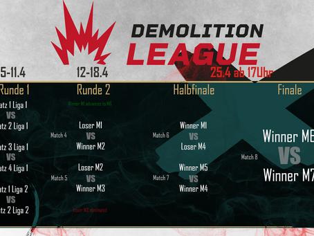 Demolition League Playoffs