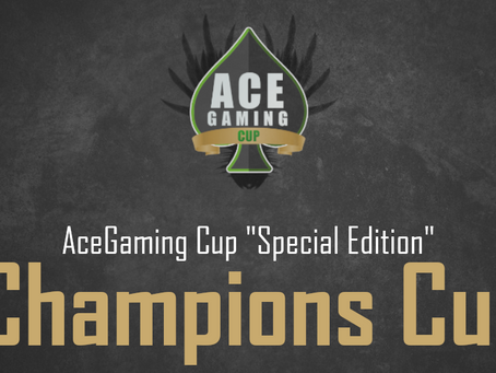 Überblick AceGamingCup: Runde 2