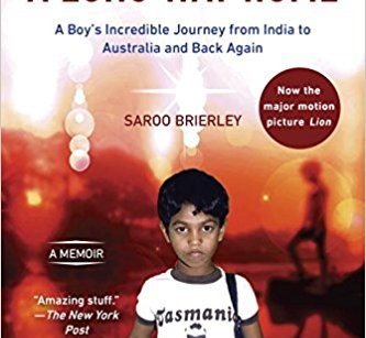 Book Review: A Long Way Home by Saroo Brierley