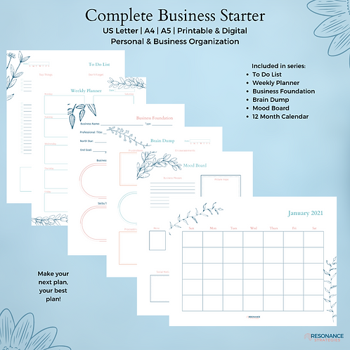 Complete Business Starter