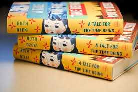 Book Review: A Tale for the Time Being by Ruth Ozeki