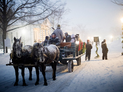 Great Winter Happenings in the City