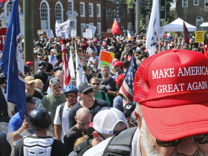 Racial Violence in Charlottesville