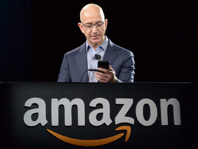 Amazon Enters the Smartphone Market with Their New Fire Phone
