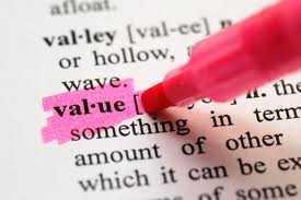 School Environments Promoting Value?