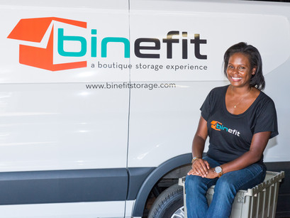 Antonia Dillon is Building Her Business One Bin at a Time