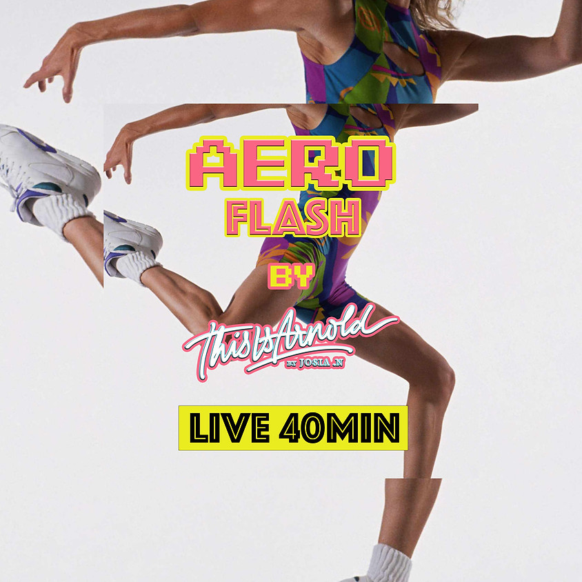 AERO FLASH / TIA LIVE AVEC JOSIA