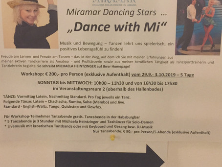 Tanzreise nach Opatija 2019