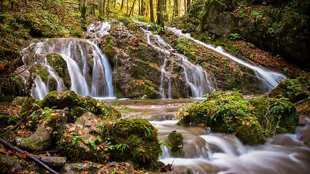 Divji potok pri Črmošnjicah