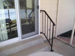 Stair railing 1