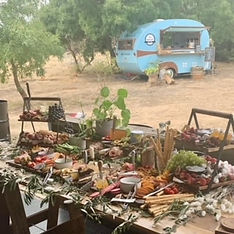 grazing table and caravan bar.JPG