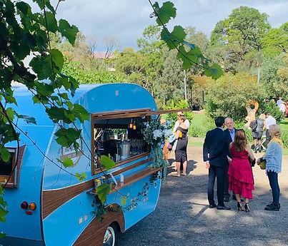 Little Happy Hut Mobile Event Bar, Wedding