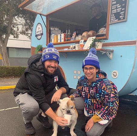 Little Happy Hut Mobile Coffee Caravan