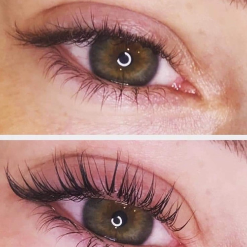 No Frizziness or Odd Shaped Lashes
