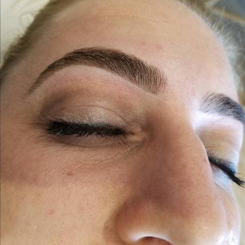 Bold, beautiful brows