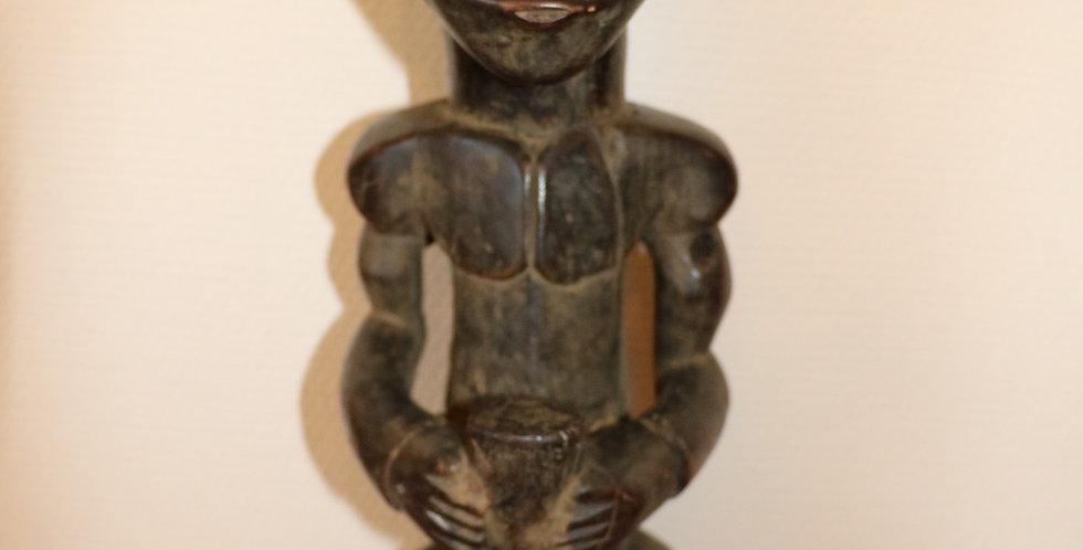 GABON, FANG, gardien de BYERI, 51 cm