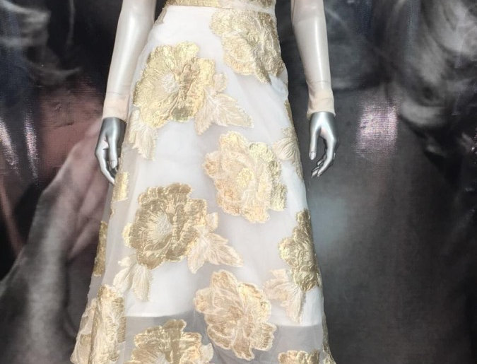 Golden Skirt