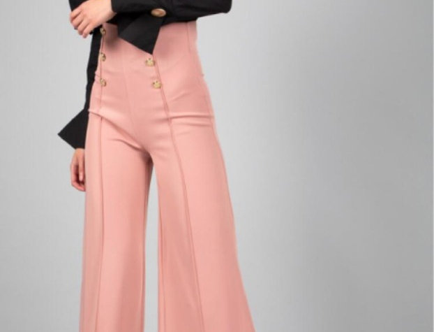 High Weisted Flare Pants