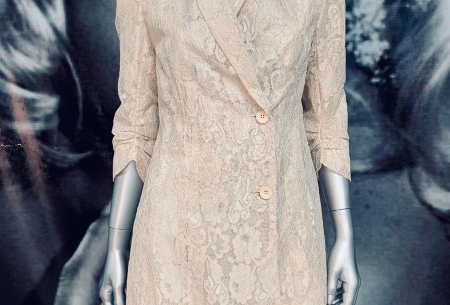 Lace Blazer/Dress