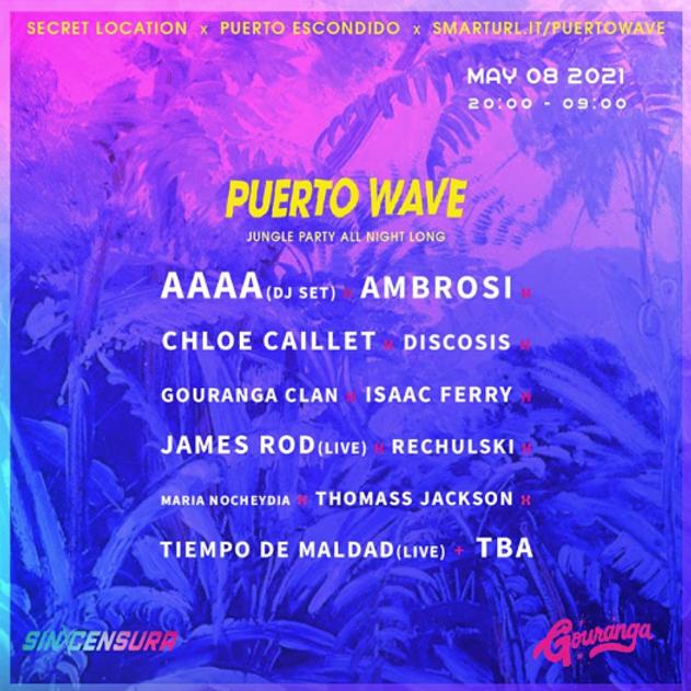 Puerto Wave