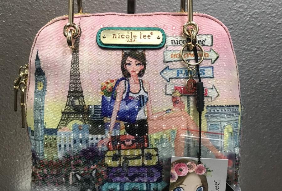 Blush Mini Bag