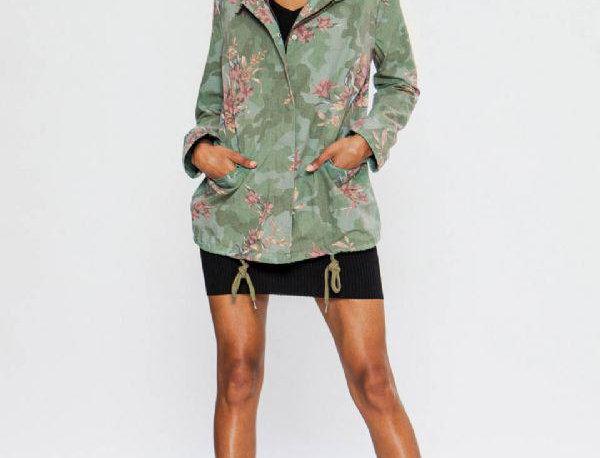 Military Roses  Jacket