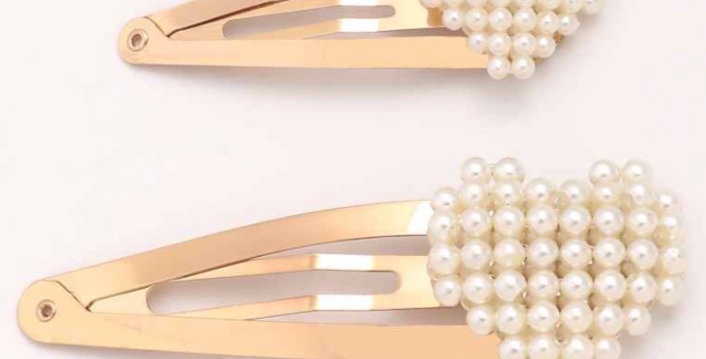 Pearls Hair Pin Set