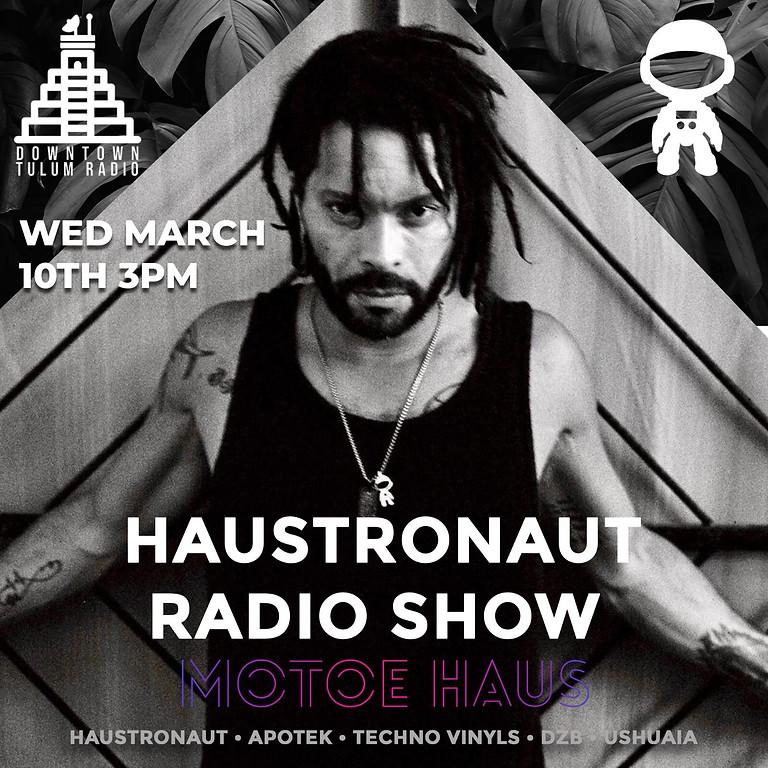 haustonaut RADIO SHOW