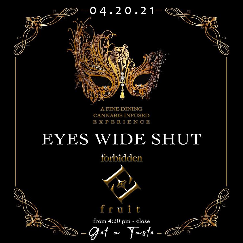 Eyes Wide Shut Masquerade Tulum