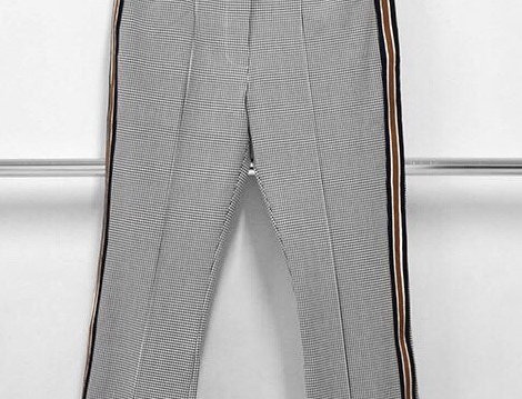 Side Line Detail Pants