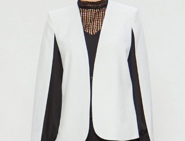 White Coat/Cape