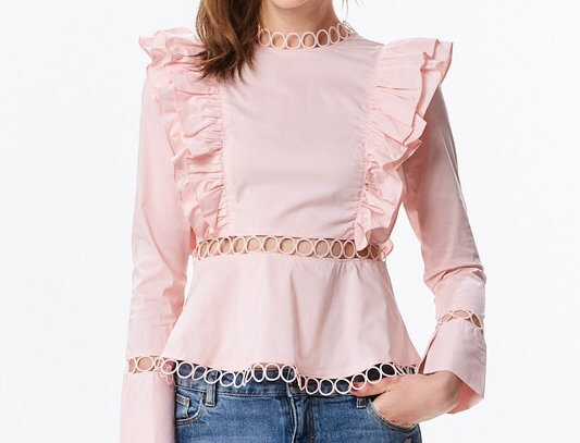 Baby Rose Blouse