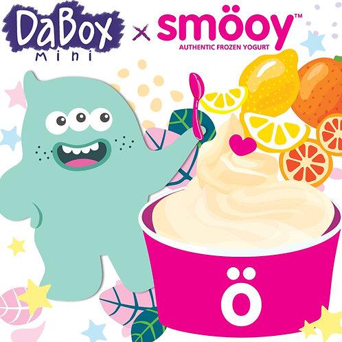 DaBox Mini x Smöoy