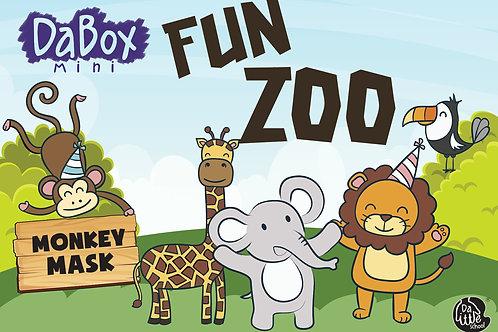 DaBox Mini Fun Zoo Edition