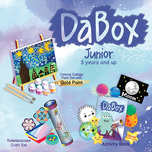 DaBox - Starry Edition (Junior)