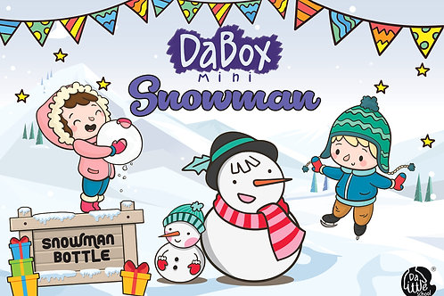 DaBox Mini Winter Edition