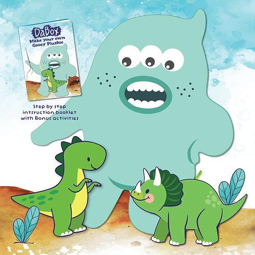 DaBox - Dino Plushie