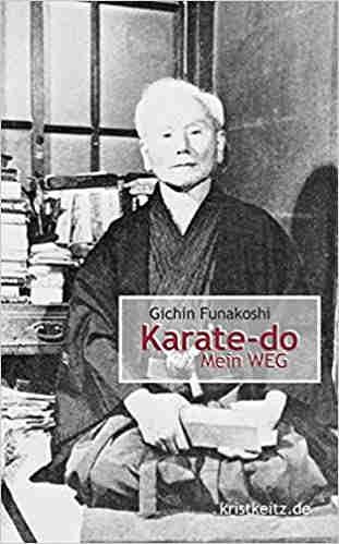 Gichin Funakoshi: Karate-do Mein WEG
