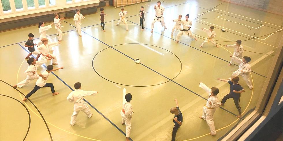 Karate für Kinder - August 2021