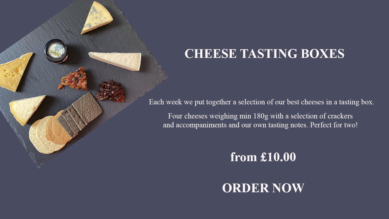 Cheese Tasting Box