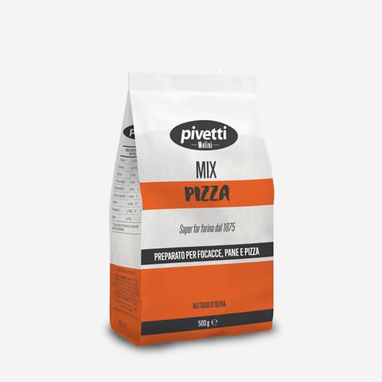 Molini Pivetti Pizza Mix