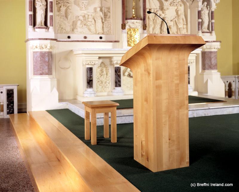 Ambo & Altar Stools