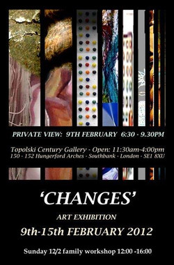 press mataerial  art exhibition changes.